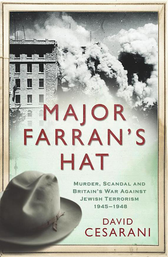 Major Farran's Hat - https://towton-productions.com/uploads/images/projects/major-farrans-hat1.jpg